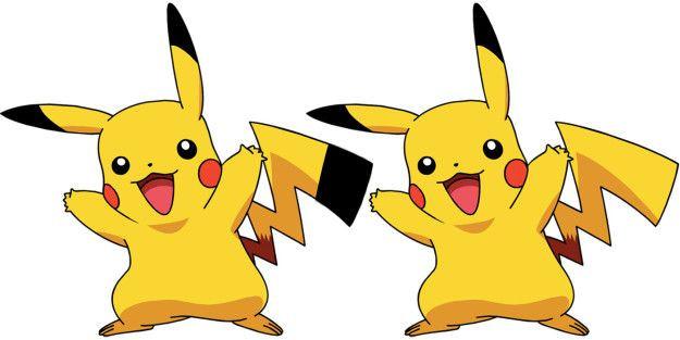 Pikachu Mandeal Effect