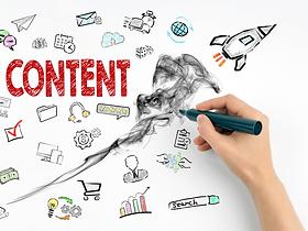 Content Stock Photo