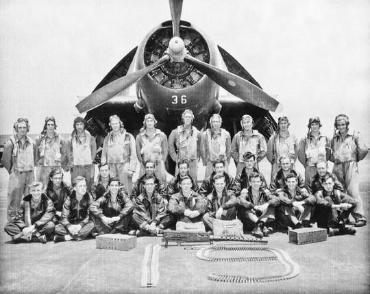 Flight 19 crew
