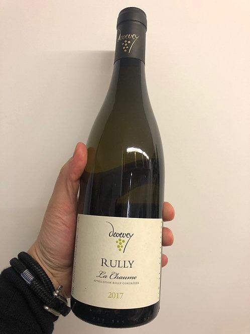 Devevey - Rully blanc 'la Chaume' 2017