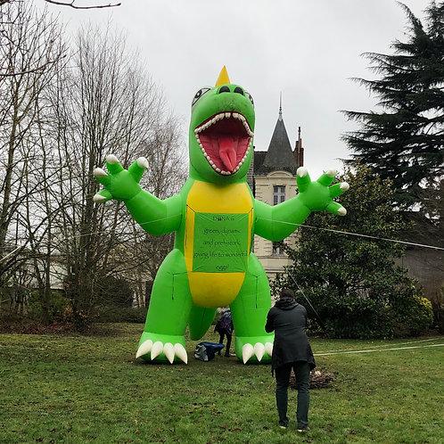 Fabio Gea - Back Grin 2018