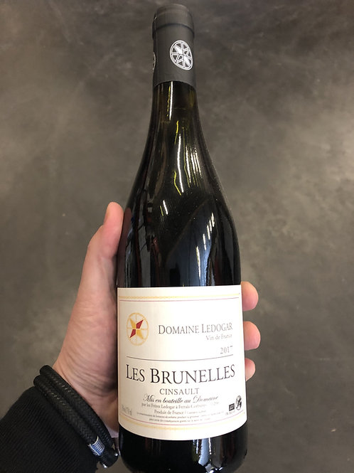 Domaine Ledogar - Vin de France 'Les Brunelles' 2017