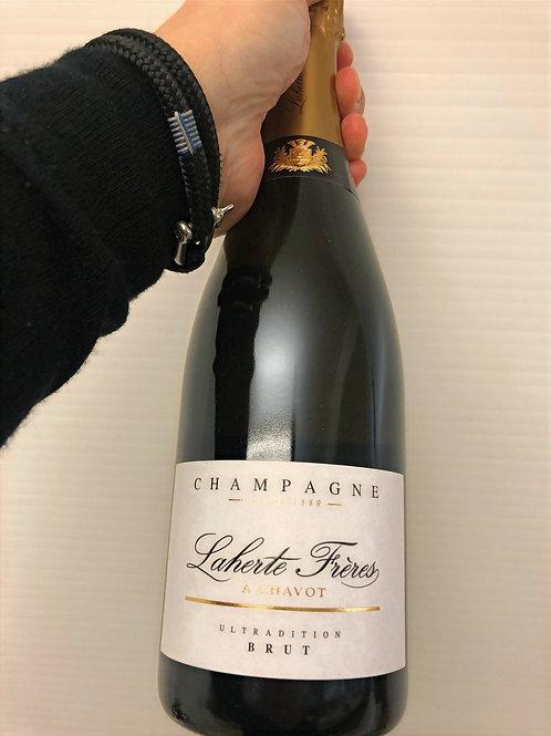 Champagne Laherte Frères - Ultradition Brut