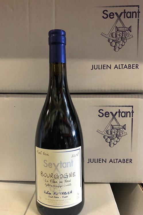 Sextant -Bourgogne Pinot Noir 'Fleur au Verre' 2018