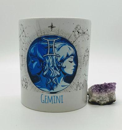 Personalized Zodiac Coffee Mug
