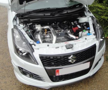 2012 Suzuki Swift 1 6 Sport
