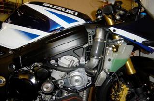 Suzuki GSXR1000 K1-4