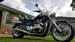 Triumph Thunderbird 16/1700