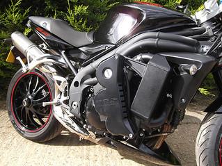 Triumph 1050cc Speed Triple