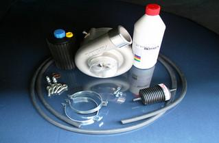 Rotrex C38 Supercharger Range