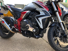 Honda CB1000R Supercharger Kit -  Supercharger conversion
