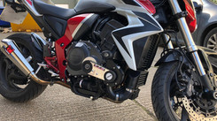 Honda CB1000R Supercharger Kit - Inferno Supercharger conversion