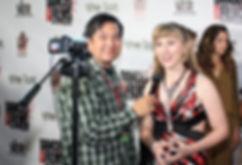 Tara-Nicole Azarian at Dances With Films