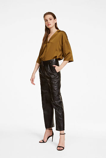 iHeart-leather-pant-silk-blouse-clay-138