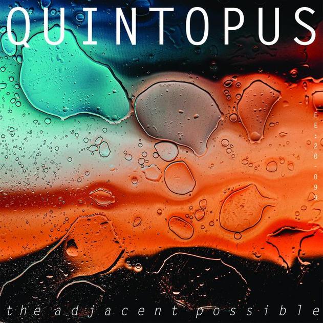 Quintopus   The Adjacent Impossible
