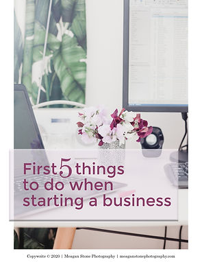 first 5 things to do when starting a bus