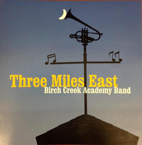 Three Miles East