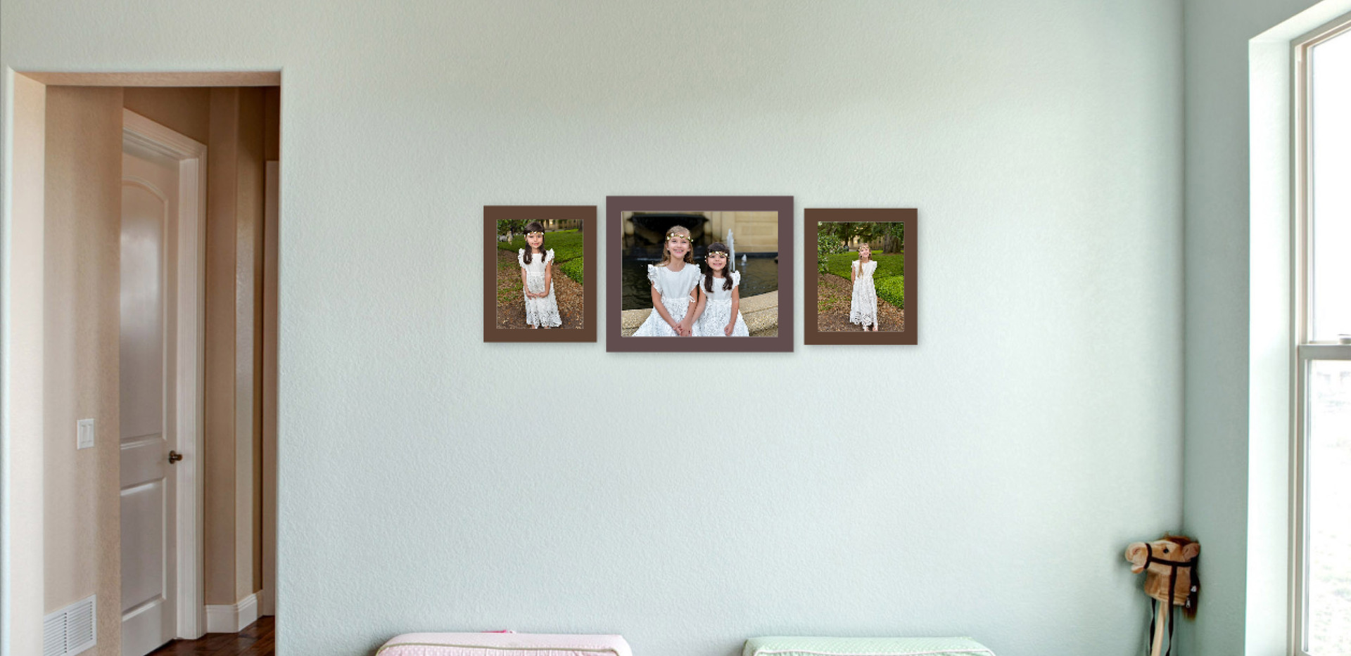 Play room portrait gallery