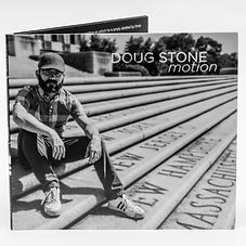 Motion CD by Doug Stone Jazz