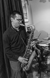 Doug Stone saxophone solo