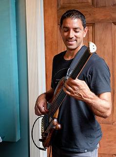 Braun Khan recording with Facing West