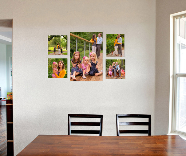 Kitchen wall gallery