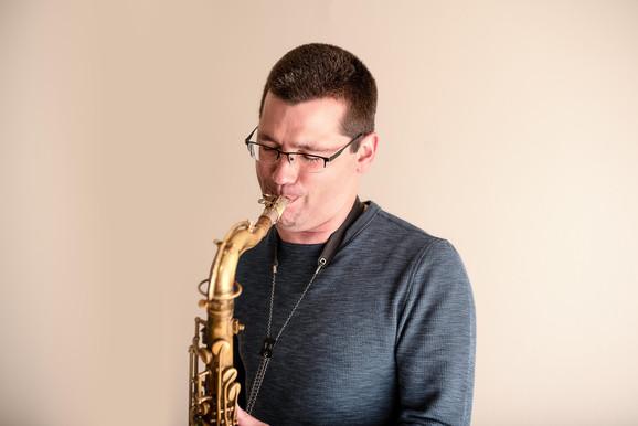 Doug Stone Saxophonist