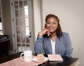 professional black woman brand image