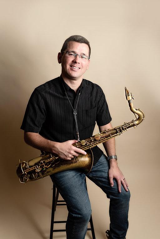 Doug Stone Jazz portrait 2