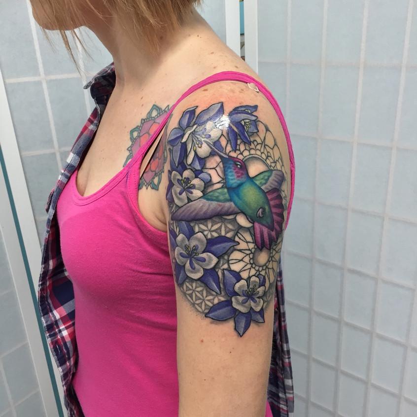 Shoulder Design