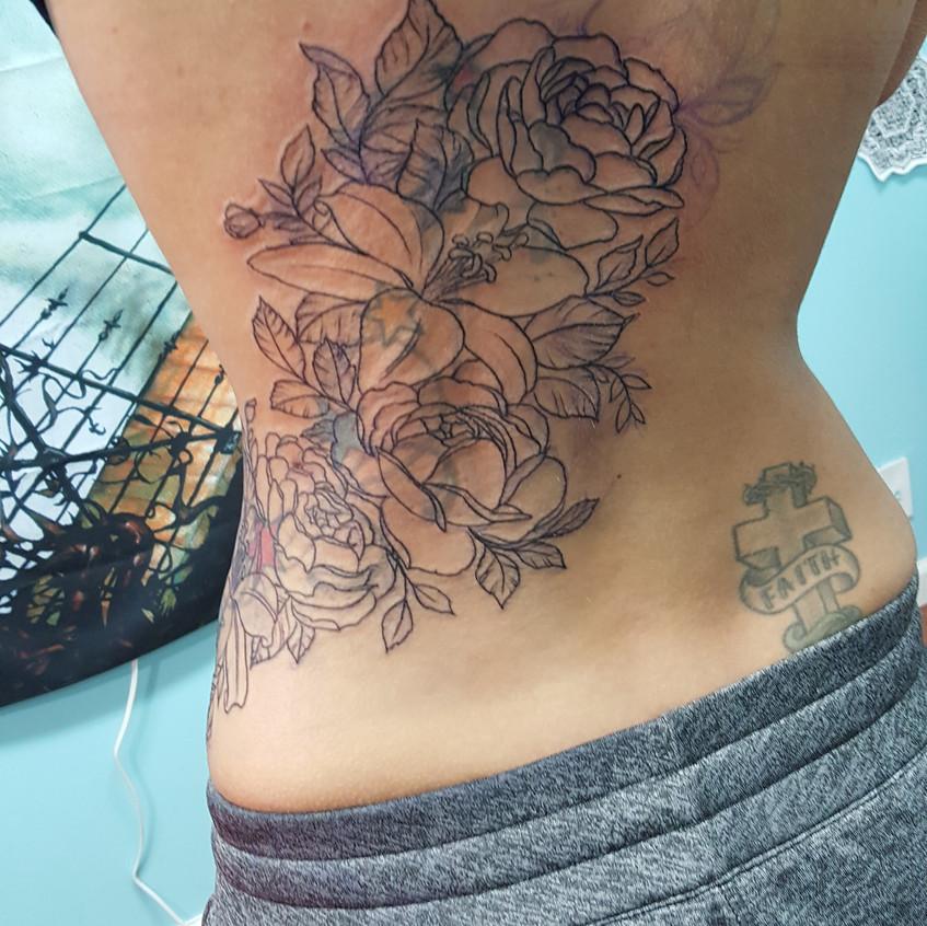 Lower Back Piece