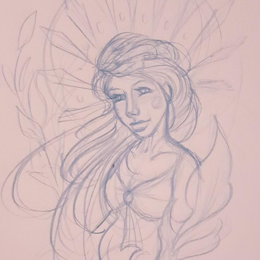In Progress Sketch