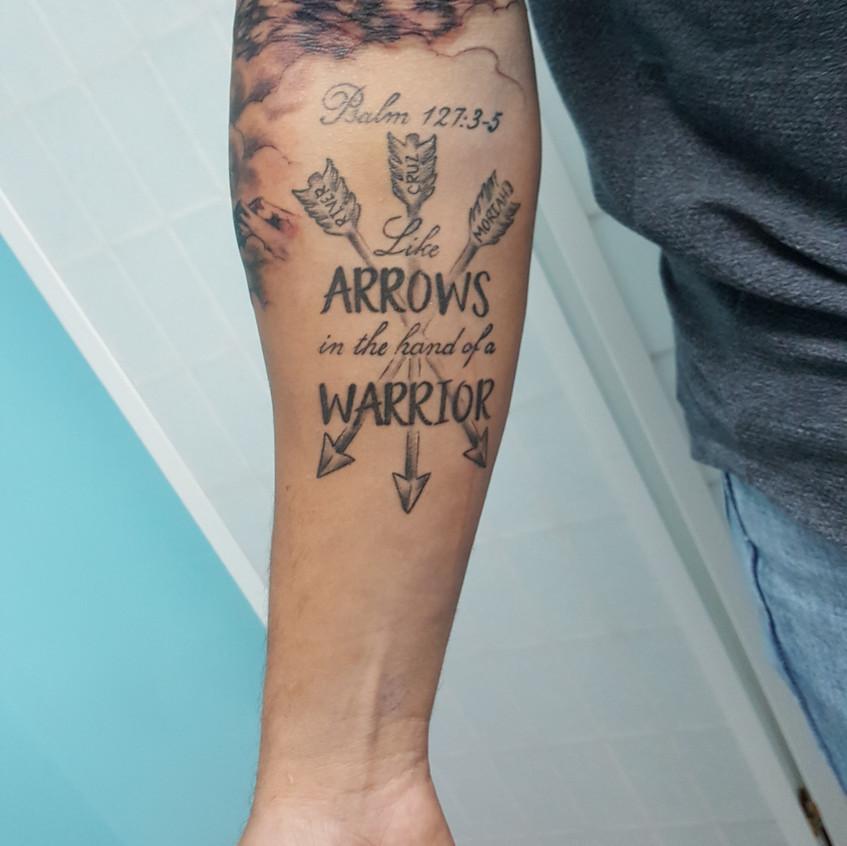 Arrows - Healed
