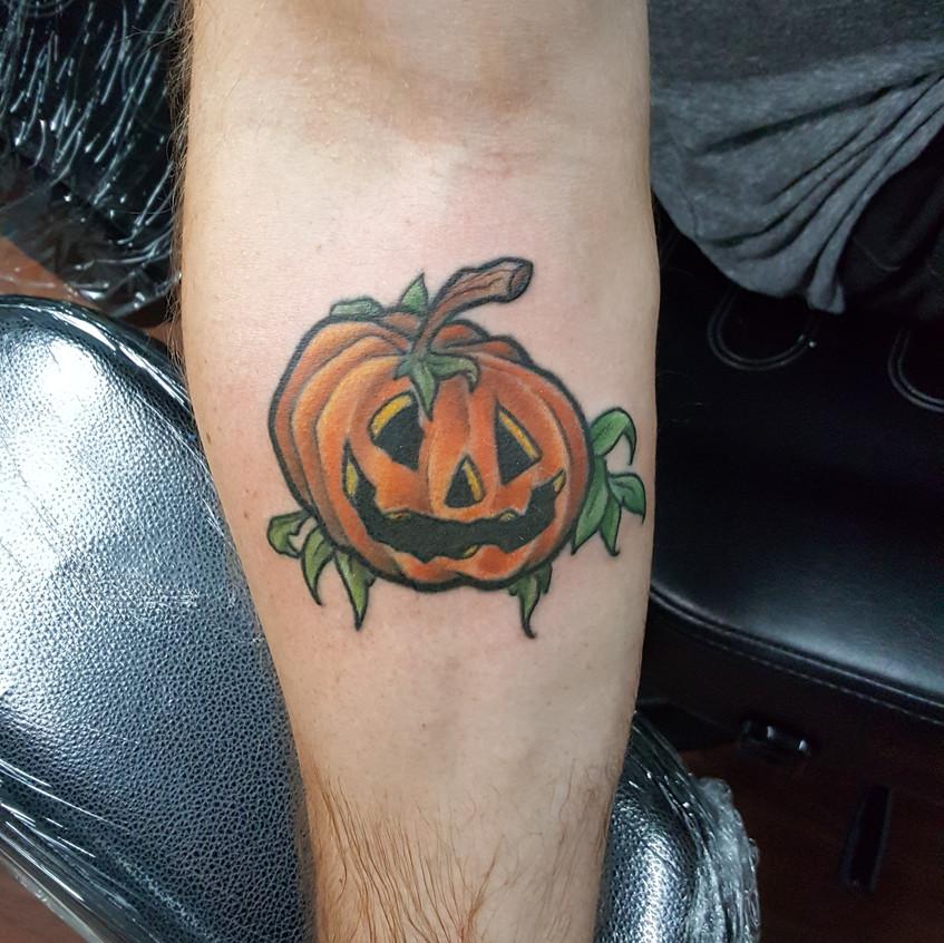 Rework of an old Pumpkin
