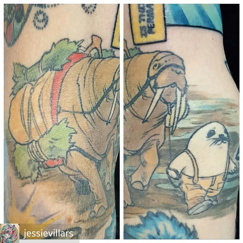 Walrus - Healed