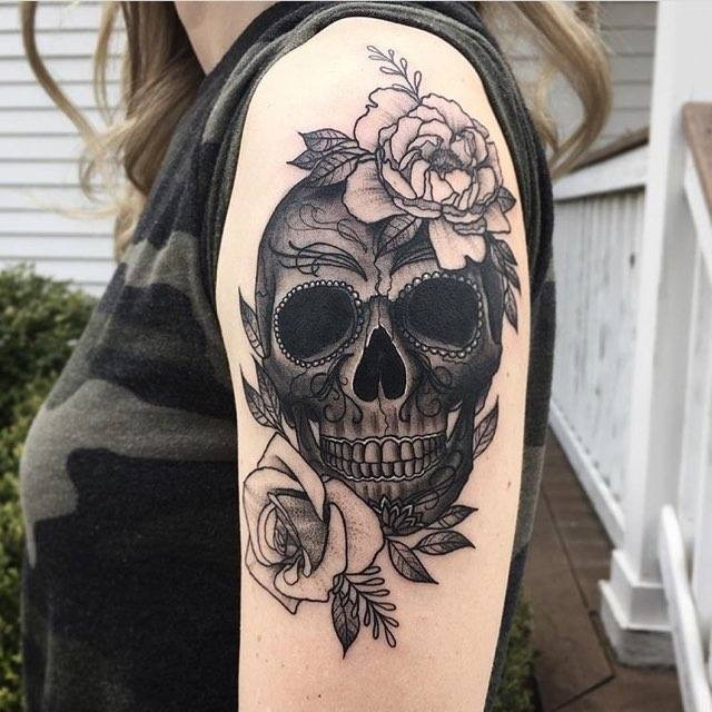 Skull by Dale!!