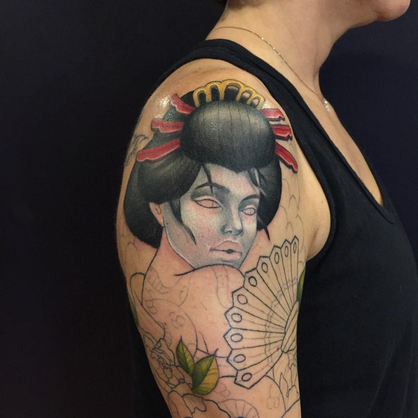 Geisha (In Progress)