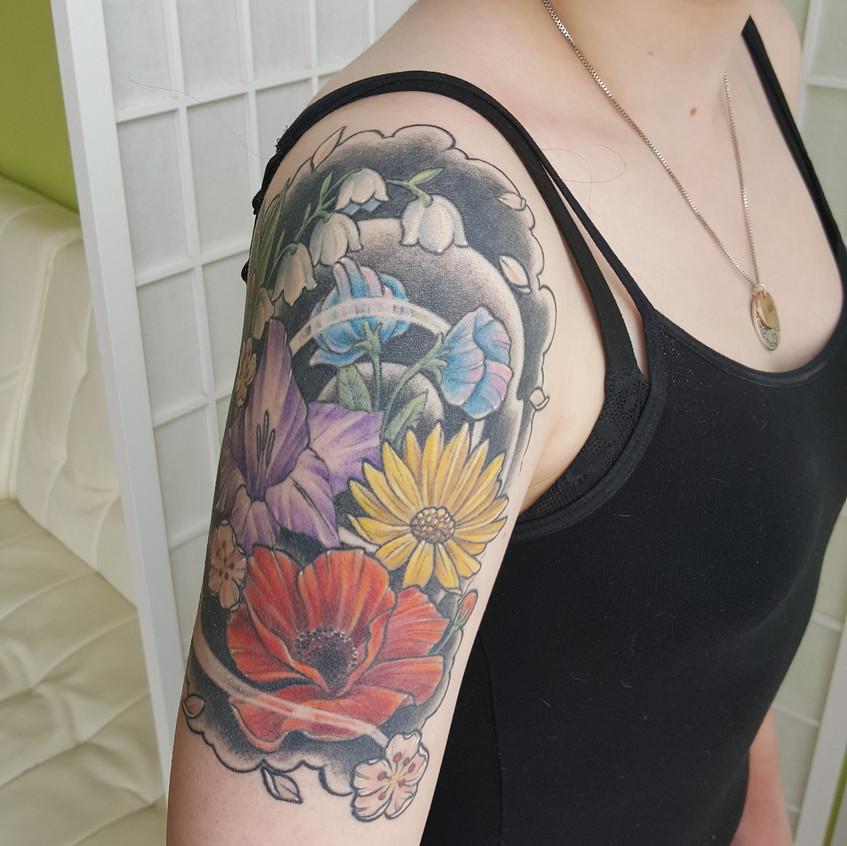 Healed Floral