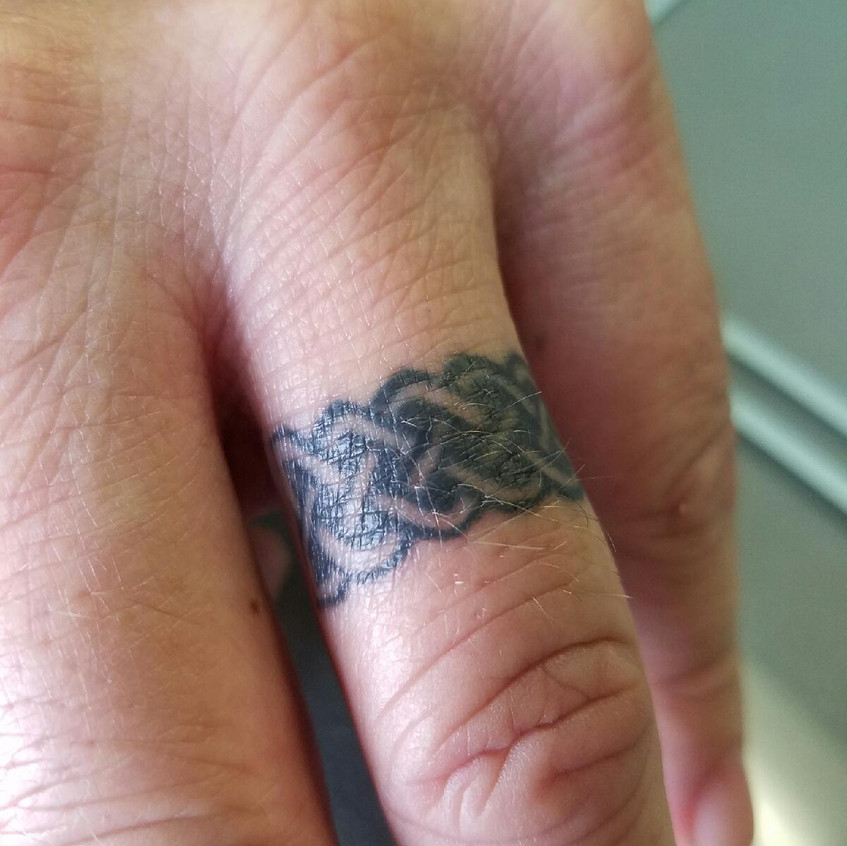 Celtic Style Ring