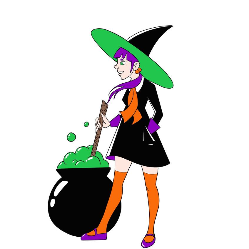 Bubbley Cauldron