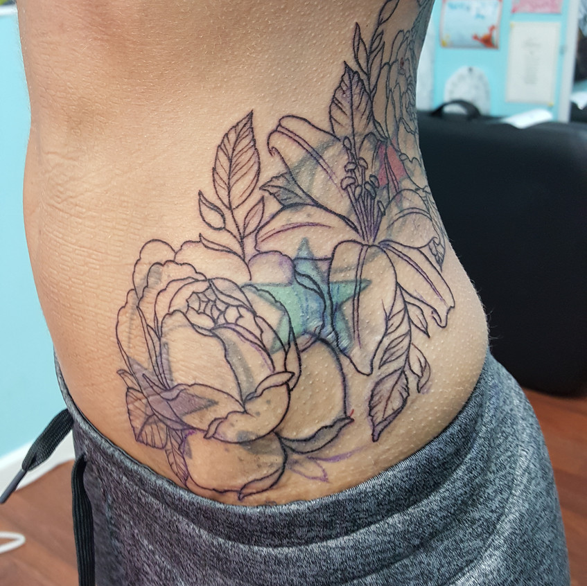 Large Cover Up