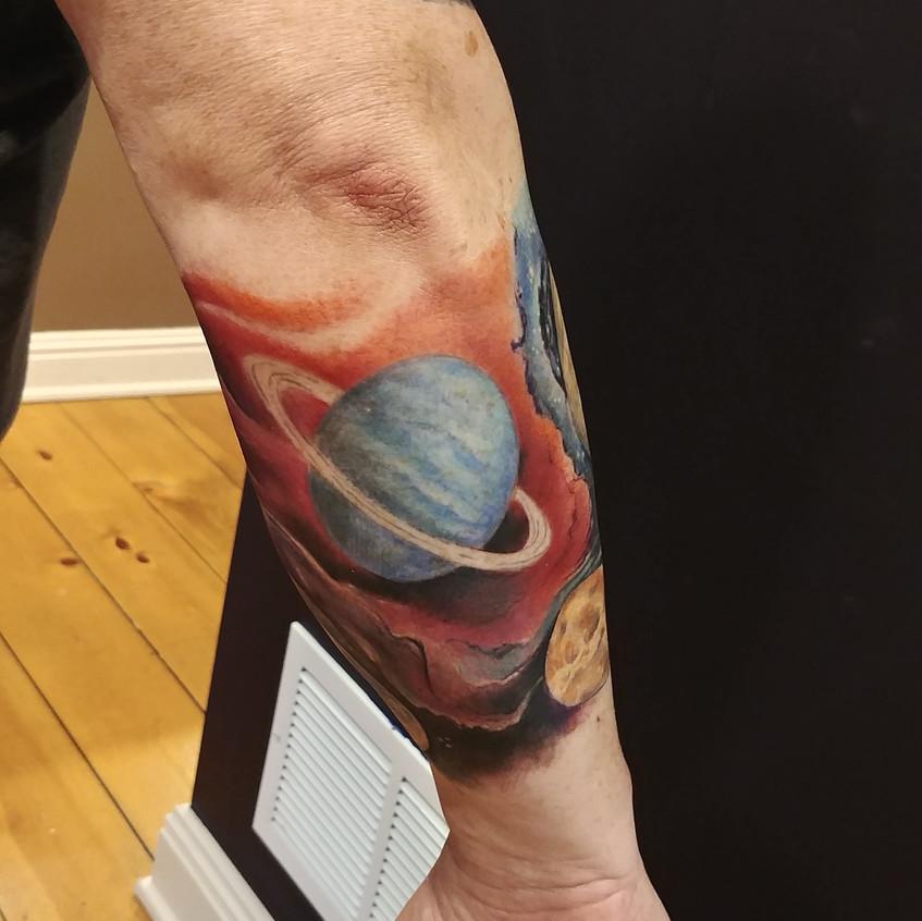 Space Sleeve (In Progress)