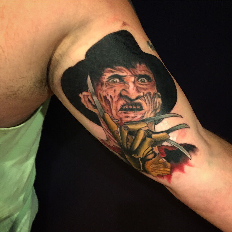 Freddy Krueger by Dale!!