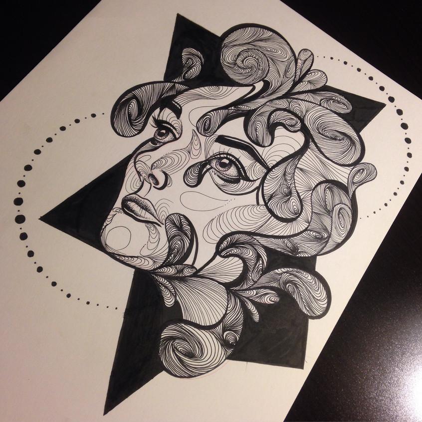 In Progress Drawing