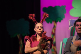Sour Kangaroo in Seussical