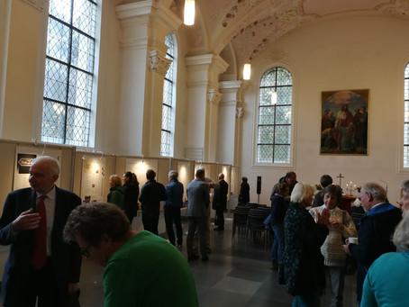Impressionen von der Ausstellungseröffnung   Weltreligionen - Weltfrieden - Weltethos