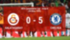 Galatasaray:0-5:Chelsea