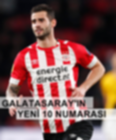 Galatasaray'ın yeni 10 numarası