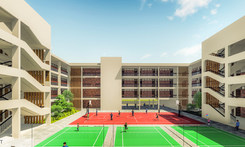 International School Design at Bankura WB