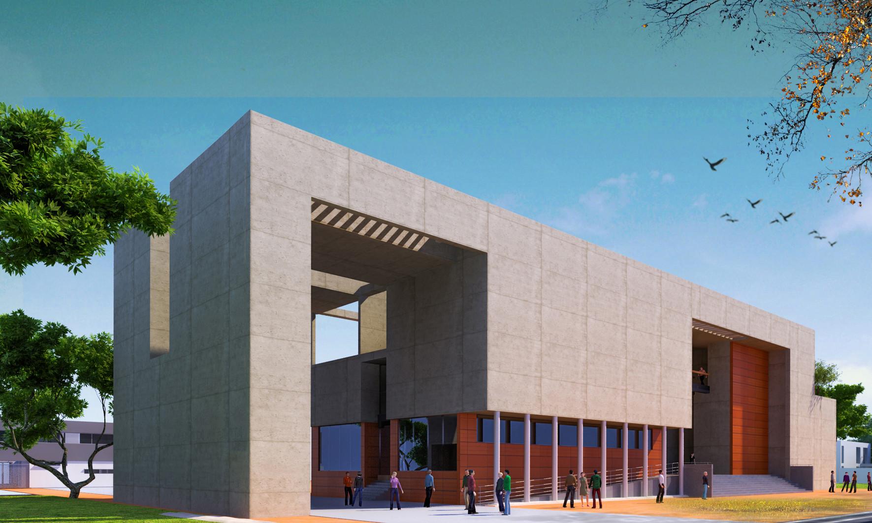 Saraswati Devi International School, Bankura by best schoolarchitect ArcOn Design